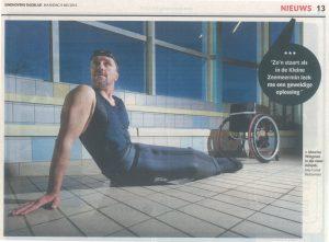 Maurice Wiegman - Eindhovens Dagblad 09-05-2016