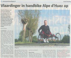 Maurice Wiegman - Groot Vlaardingen 2016