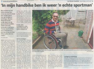 Maurice Wiegman - Groot Vlaardingen 25-05-2016